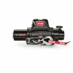 Warn 97035 Vr12 s Winch Electric 12v 12 000 Lbs Hawse 90 Ft