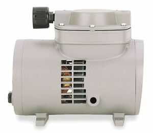 Thomas 1 10 Hp Diaphragm Compressor vacuum Pump 907cdc18