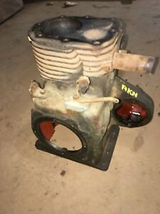 Wisconsin Akn Cylinder Block Stationary Engine Crankcase Motor Aa 83 d Cam
