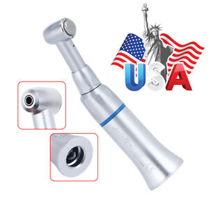 2 Pcs Dental Nsk Style Push Button Contra Angle Low Ex 6b Speed Handpiece