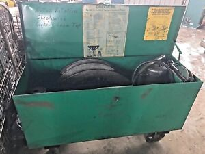 Greenlee 885 Hydraulic Bender Pipe Conduit 1 25 5