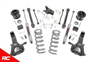 Rough Country 6 Lift Kit Fit 2009 2018 Dodge Ram 1500 2wd Suspension Kit 32230