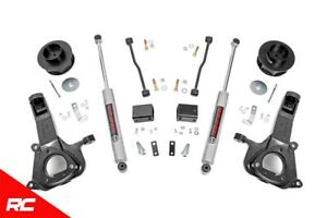 Rough Country 4 Lift Kit Fit 2009 2018 Dodge Ram 1500 2wd Suspension Kit 32330