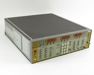 Wiltron 6659a Programmable Sweep Generator 10 Mhz To 26 5 Ghz