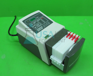 Watson Marlow 205s Peristaltic Pump 4 channel With Cartridges 9
