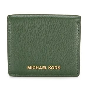 Michael Kors Bedford Moss Carryall Card Case