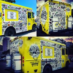 Food Truck For Sale Business Running