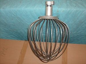 40 Qt Whisk Wire Whip For Hobart Mixer