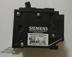 Siemens B330 Circuit Breaker 3 Pole 30 Amp 240 Vac new