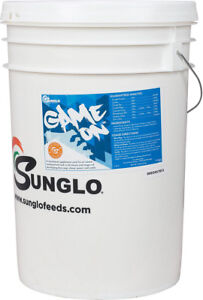 Sunglo Feeds Game On Livestock Supplement 20 Lb