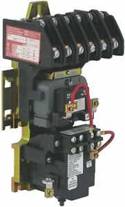 Square D Lighting Magnetic Contactor 277vac Coil Volts Contactor Type