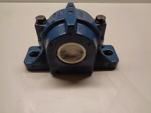 Skf Saf 510 Pillow Block Housing Two bolt Base Split Pillow Block Cast Iron
