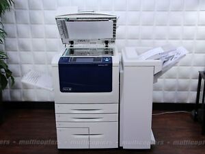 Xerox Workcentre 5855 Mono Mfp Printer Copy Scan Email Ifax Mobile Print 5845