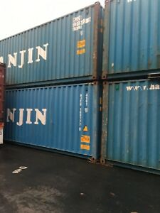 40 High Cube Cargo ocean Shipping Container Storage Container In Fife Wa