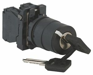 Schneider Electric Non illuminated Selector Switch Operator Size 22mm