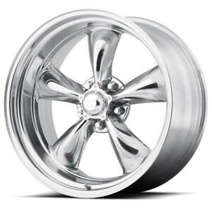 17x8 American Racing Custom Shop Torque Thrust Ii Wheel 5 5 0 4 0 bs