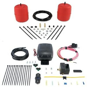 Air Lift Control Air Spring Wireless One On Board Compressor Kit For Traverse