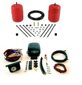 Air Lift Control Air Spring Single Path Air Leveling Kit For Grand Caravan
