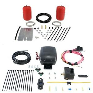 Air Lift Control Air Spring Wireless One On Board Compressor Kit For Odyssey