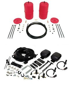Air Lift Control Air Spring Dual Path Leveling Kit For Jeep Grand Cherokee Wk2
