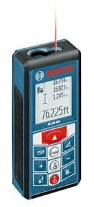 Bosch Glm 80 265 feet Lithium ion Laser Distance Measurer Measuring Tapes Tools