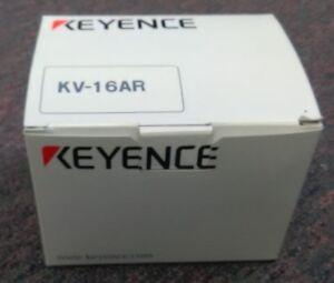 Keyence Kv 16ar New programmable Logic Controller W Built in Display