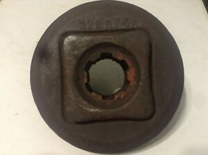 526874 A Used Drive Hub For A New Idea 5406 5407 5408 5409 5410 Mowers