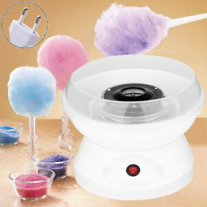 Cotton Candy Floss Maker Mini Portable Electric Diy Sugar Machine Party Use