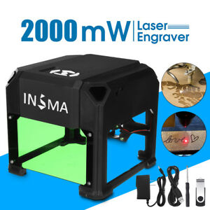 1500mw Usb Mini Laser Engraver Diy Mark Printer Cutter Carver Engraving Machine