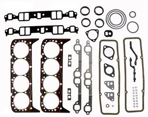 Chevy Fits 350 5 7 Car Head Gasket Set 67 80