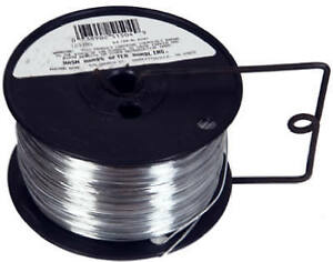 Hillman Fasteners 123200 Electric Fence Wire Mile 1 2