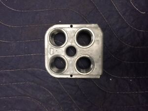 DILLON TOOL plate for 550