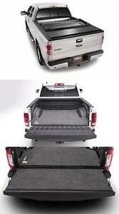 Truxedo Deuce Tonneau Cover Bedrug Bed Tailgate Mat Kit For Ram 3500 6 4 Bed