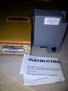 Factory Authoriuzed Part Carrier Bryant Spark Igniton Lockout Control Lh33wz512a