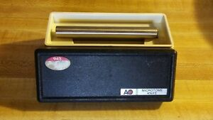 American Optical Ao Microtome Knife 120 Mm 942 C Nice
