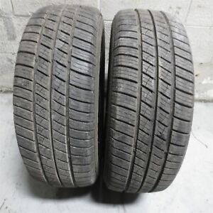 205 60r16 Mastercraft Avenger Touring Lsr 92t Tire 9 32nd Set Of 2 No Repairs