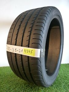 295 35 21 107y Used Tire Yokohama Advan Sport N 2 75 Q345