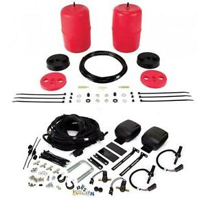 Air Lift Control Air Spring Dual Path Leveling Kit For Toyota Sequoia