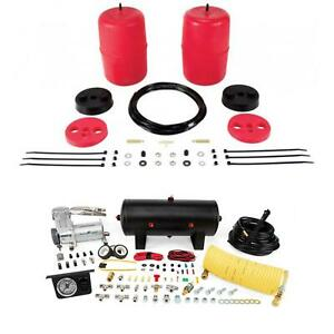 Air Lift Control Air Spring Single Path Compressor Kit For Toyota Sequoia