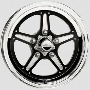 Billet Specialties Brs035106145n Wheel Street Lite 15 Diameter