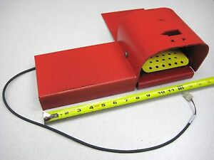 Haas Sl 30 20 10 40 Tailstock Foot Pedal Switch 30 2203b Cnc Lathe Tail Stock St