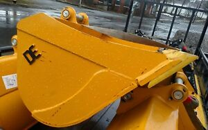Heavy Duty Bobcat E50 337 341 42 Excavator Grading Ditching Bucket 45mm