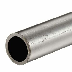 316 Stainless Steel Round Tube Od 1 Wall 0 120 Length 24 Welded