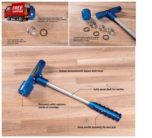 New Frankford Arsenal Quick n EZ Impact Bullet Puller Tools Pull Whack Hammer