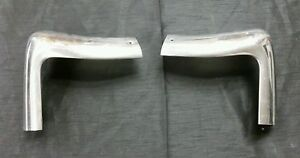 1963 1964 Ford Galaxie Convertible Exterior Upper Windshield Trim