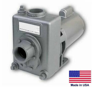 Centrifugal Pump Commercial 1 Hp 230 460v 3 Phase 1 5 Ports