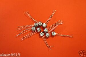 Mp37a 106nu70 2sd37 2sd75a Gc526 Germanium Transistor Ussr Lot Of 1000 Pcs