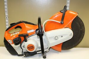Stihl Ts420 14 Gas Powered Concrete Cut off Saw