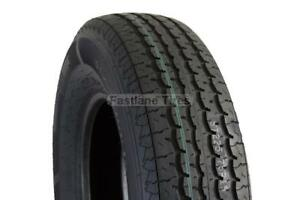 4 New St235 85r16 Lrg 14 Ply Velocity Radial Trailer 2358516 235 85 16 R16 Tires