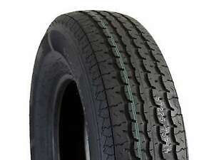 4 New St225 75r15 Lre 10 Ply Velocity Radial Trailer 2257515 225 75 15 R15 Tire
